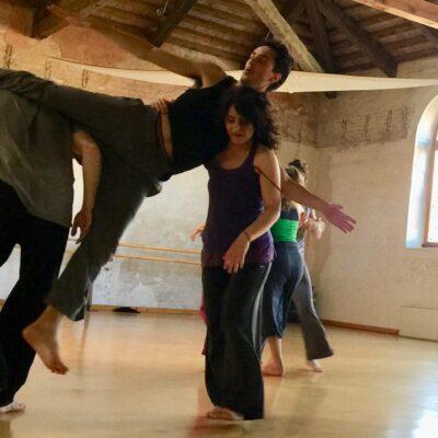 Teatro fisico ed espressione corporea