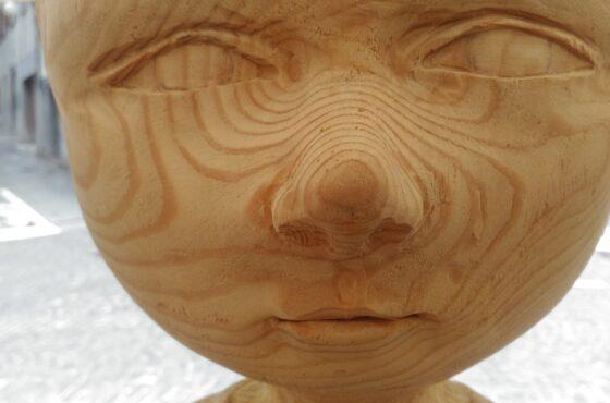 Laboratorio di scultura del legno