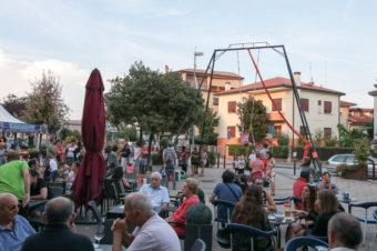 FotoTessere del 6 Settembre in piazzetta Buonarroti