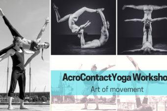 AcroContactYoga – Art of movement